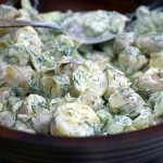 Receita de Salada de Batata