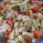 Receita de Salada de Massa Fria