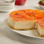 Receita de Cheesecake de Laranja