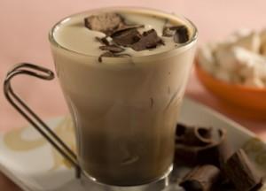 Receita de Creme de Café e Chocolate