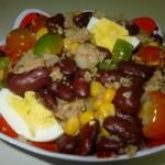 Receita da Salada de Inverno