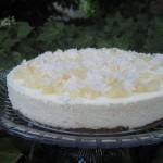 Receita de Cheesecake de Ananás