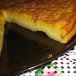 Receita de Tarte Gulosa de Cenoura