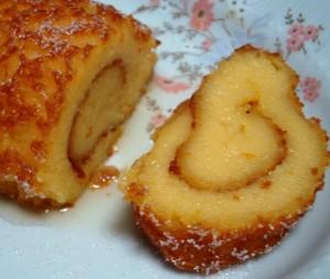 Receita de Torta de Laranja