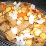 Receita de Carne de Porco Frita à Portuguesa