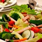 Receita de Salada Mista Classica