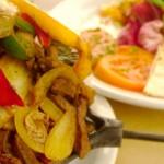 Receita de Salada Vegetariana no Pão