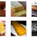 Top mensal de receitas de Culinária de Julho de 2013