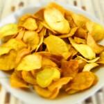 Receita de Batatas Doce Frita