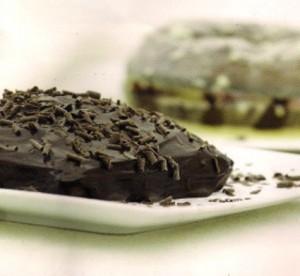 Receita de Bolo com Cobertura de Chocolate