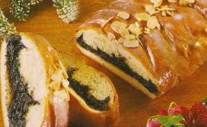 Receita de Pão de Sementes da Eslováquia