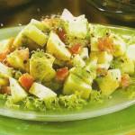 Receita de Salada Exotica