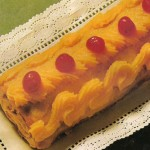 Receita de Torta de Aveiro Enrolada