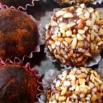 Receita de Trufas de Chocolate