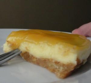 cheesecake crud de limão