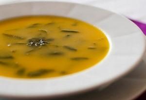 Receita de Sopa de Agrião