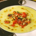 Receita de Sopa de Curgete