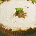 tarte branca