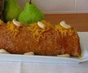 Receita de Torta de Caju