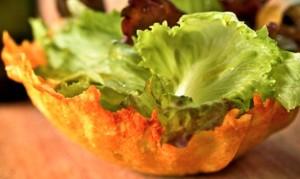 cestinhos de salada