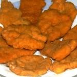panados de frango