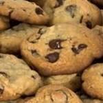 biscoitos de passas