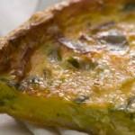 tarte de alho frances