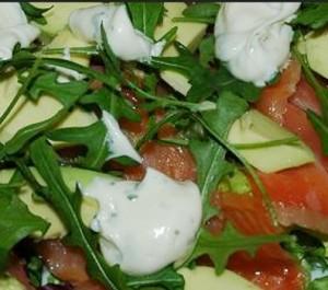 salada rucula