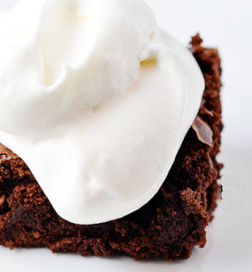 Brownies com Natas