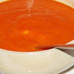 sopa de pao com tomate