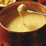 fondue de mista de queijos