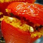 tomate com recheio delicia