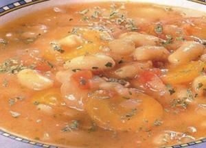deliciosa sopa leve