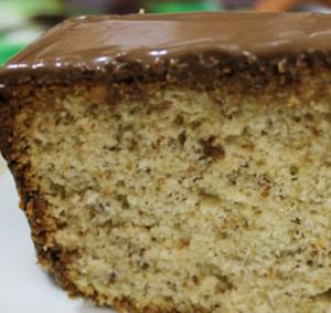 bolo fofo ao sabor da avela