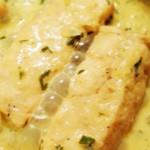 lombos de peixe com legumes no forno
