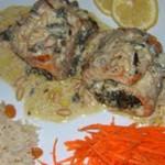 filetes de salmao