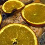 lombo de salmao com molho ingles