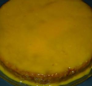 bolo de amendoas