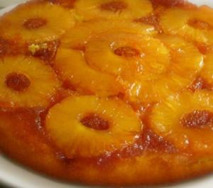 torta de ananas