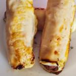 escalopes com queijo