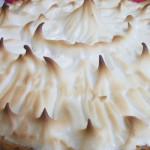 merengue de peras