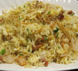 arroz chau chau